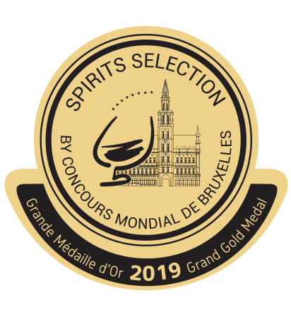 Spirits Selection Gran Gold Medals